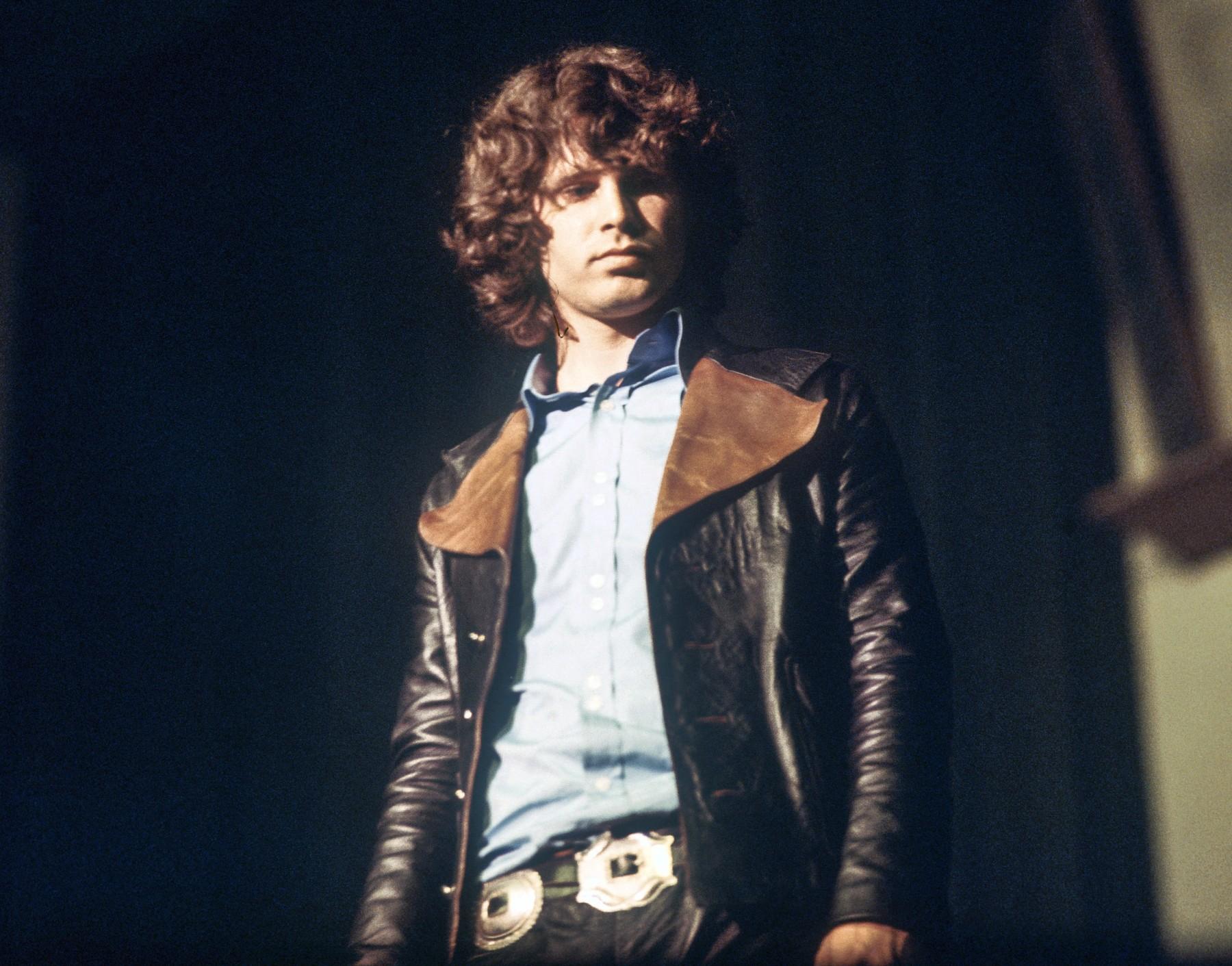 Jim Morrison, Džim Morison
