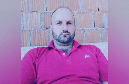 Nasuf Bajrović, poginuli radnik u nemačkoj