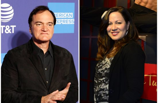 Kventin Tarantino, Šenon Li