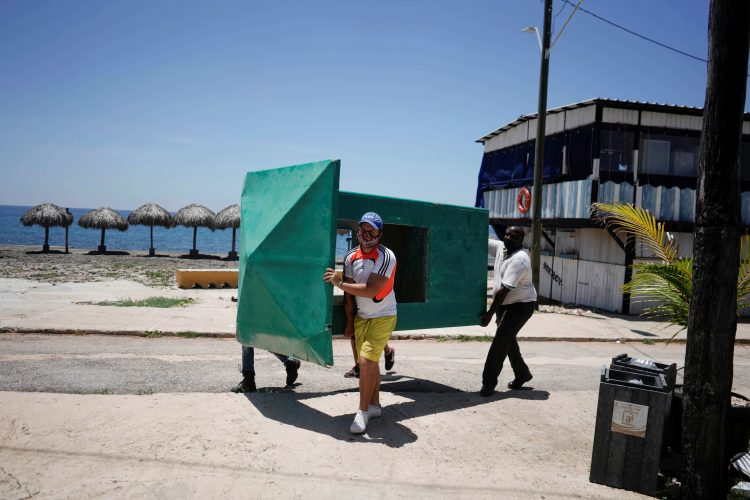 Kuba Elza oluja