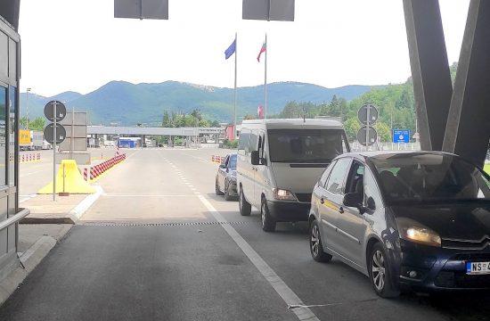 Granicni prelaz Gradina
