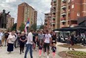 Protestna setnja Kosovska Mitrovica