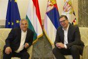 Viktor Orban i Aleksandar Vucic