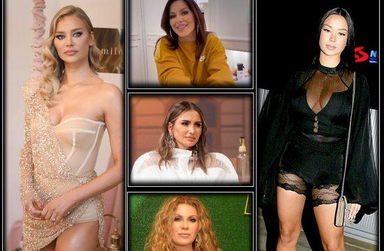 Elena Kitic, Seka Aleksic, Sofija Milosevic, Emina Jahovic, Indira Radic