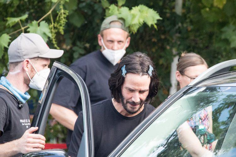 Keanu Reeves, Kianu Rivs