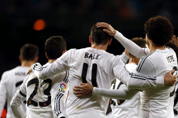 FK Real Madrid, Garet Bejl