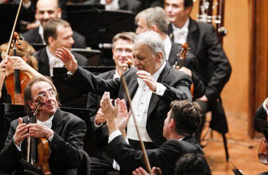 Zubin Mehta i Beogradska filharmonija