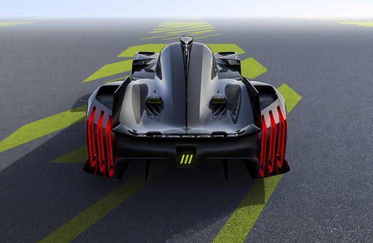 Peugeot, hiperautomobil, LeMans