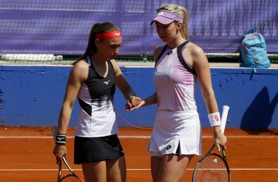Aleksandra Krunić, Nina Stojanović