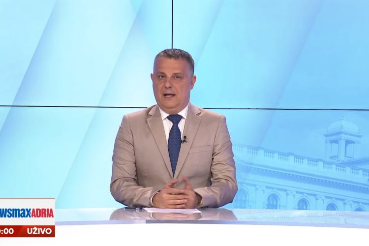 """Goran Dimitrijević u emisiji """"Pregled dana"""""""