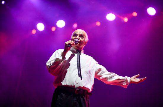 Zvonko Bogdan drugo vece Banja Luka Fest