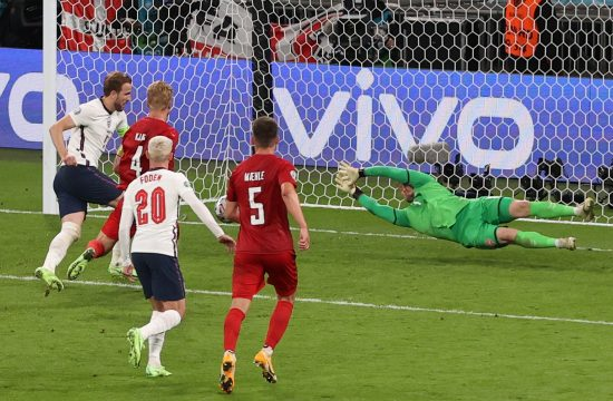 Engleska vs Danska