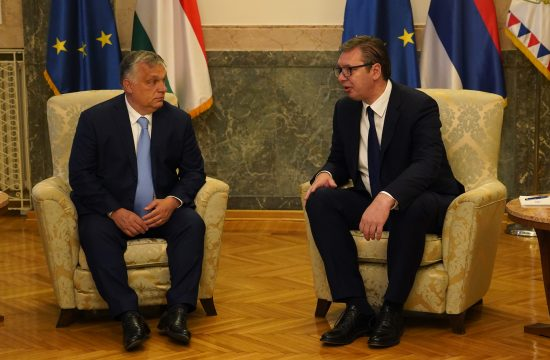 Viktor Orban, Aleksandar Vučić