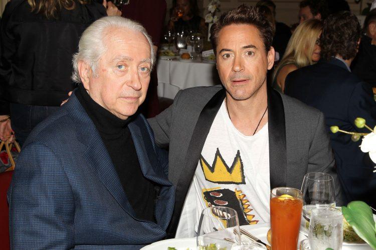 Robert Downey, Sr. and Robert Downey Jr