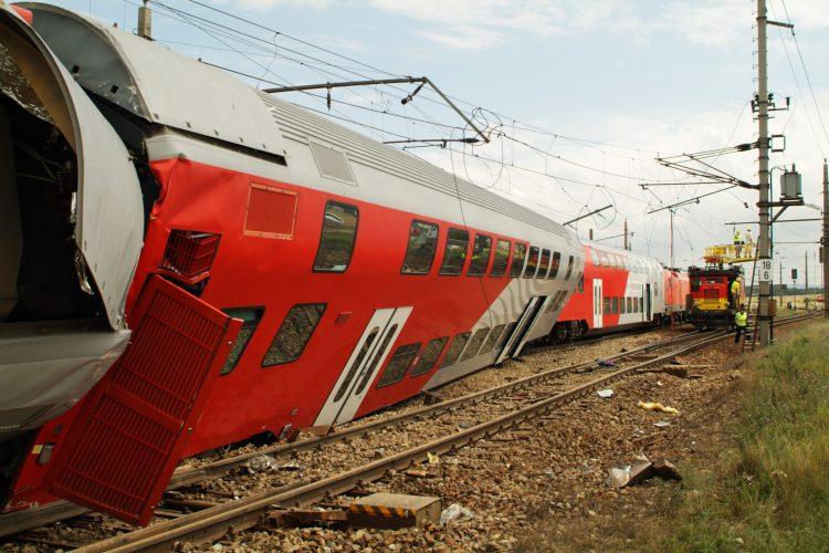 iskliznuo voz