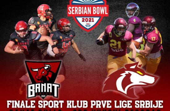 Američki fudbal u Srbiji