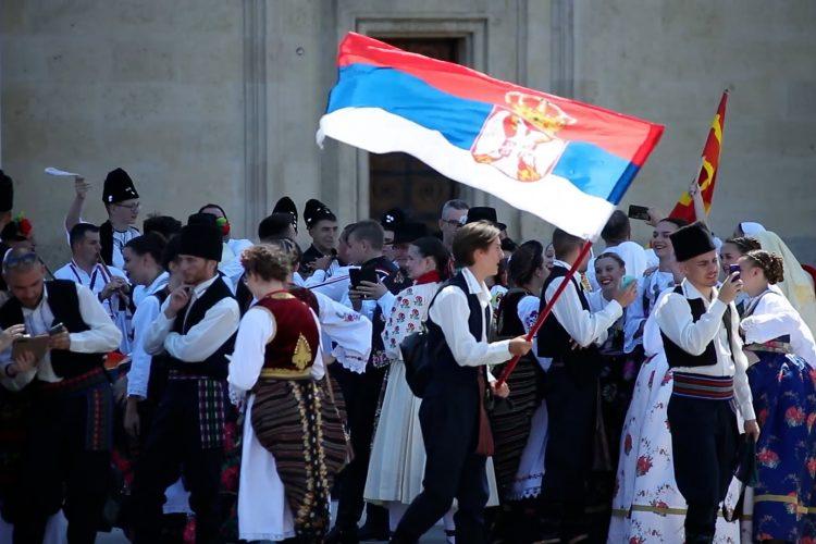 kolo u centru Zagreba
