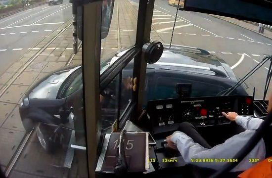 Snimci iz tramvaja