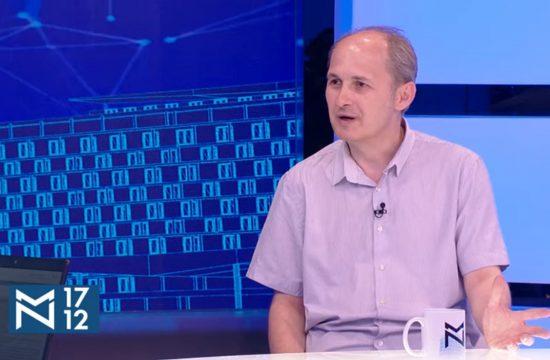 Gojko Božović, emisija Među nama, Medju nama