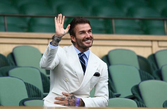 David Beckham Dejvid Bekam