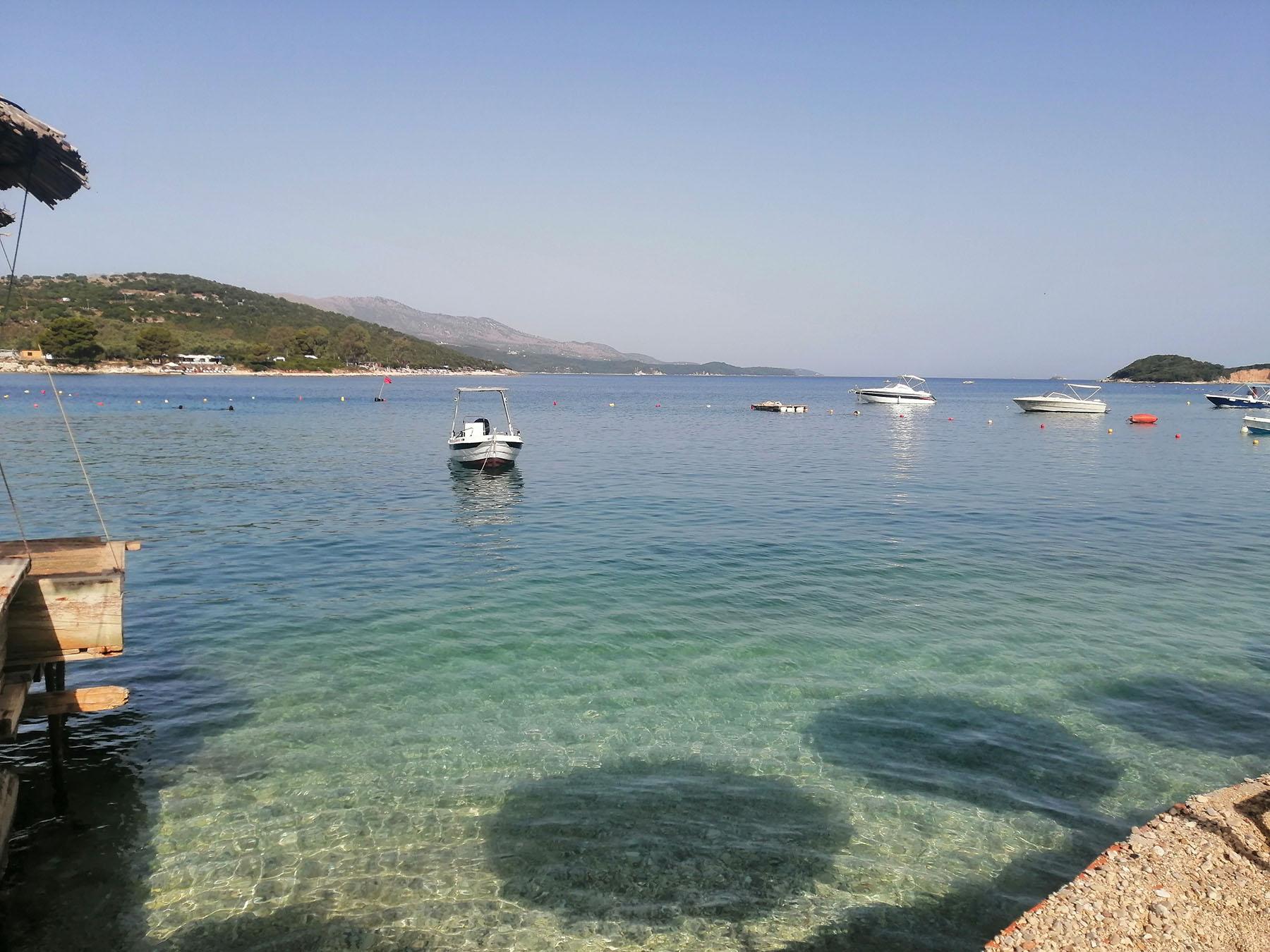 Albanija turizam Ksamil