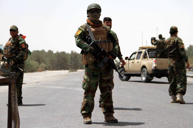 Avganistan vojska