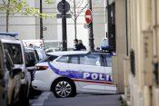 Francuska, Pariz, policija