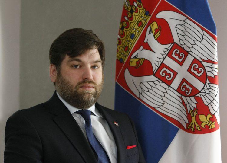 Marko Blagojević, ambasador Srbije na Kipru
