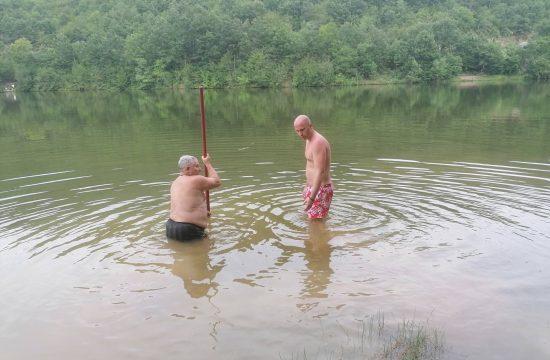Rastovničko jezero, utapanje, udavio se čovek Dragan Mladenović (51), hronika