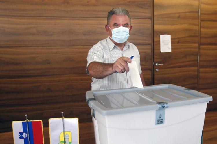 Slovenija, referendum