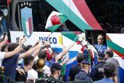 Fudbal Italija Rim Evropsko prvenstvo