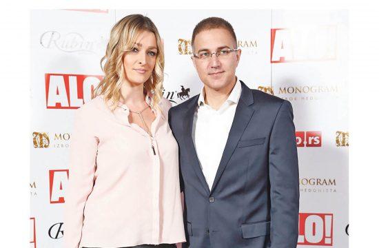Ana i Nebojsa Stefanovic