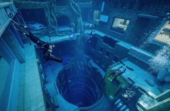Najdublji bazen na svetu