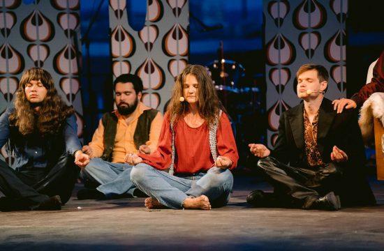 Ko je ubio Dženis Džoplin, predstava, Srpsko narodno pozorište