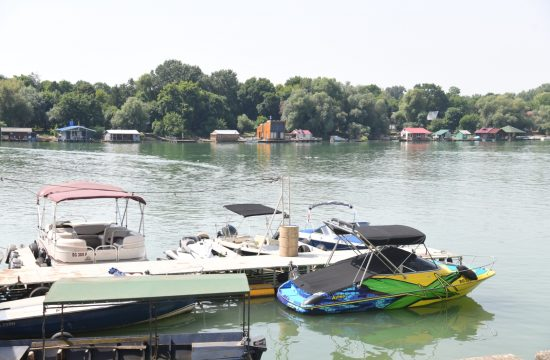 Reka Sava, potraga za mladićem, ronioci, hronika, utapanje, mladić upao u reku, davljenje