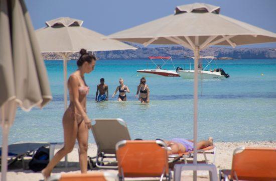 plaža grčka