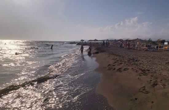 Ada Bojana, Crna Gora, more, plaža, odmor leto 2021