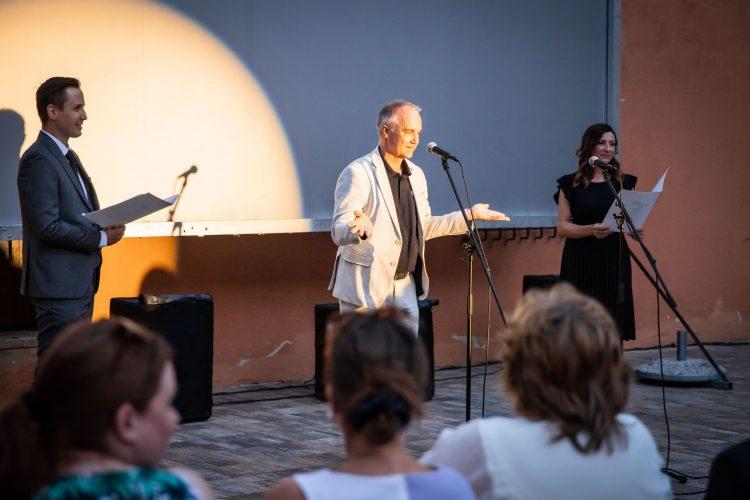 Sombor, Somborski filmski festival, svečano otvaranje, svečano otvoren Treći somborski filmski festival