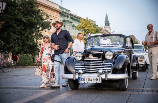 Mira Banjac, Petar Strugar, Sombor, Somborski filmski festival, svečano otvaranje, svečano otvoren Treći somborski filmski festival