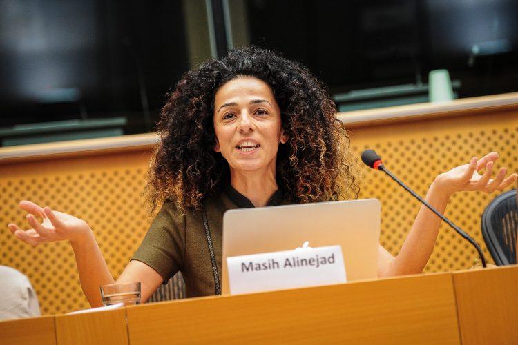 Masih Alinejad, novinarka