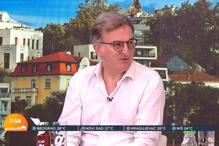 Slobodan Cvejić, jutarnji program, emisija Probudi se
