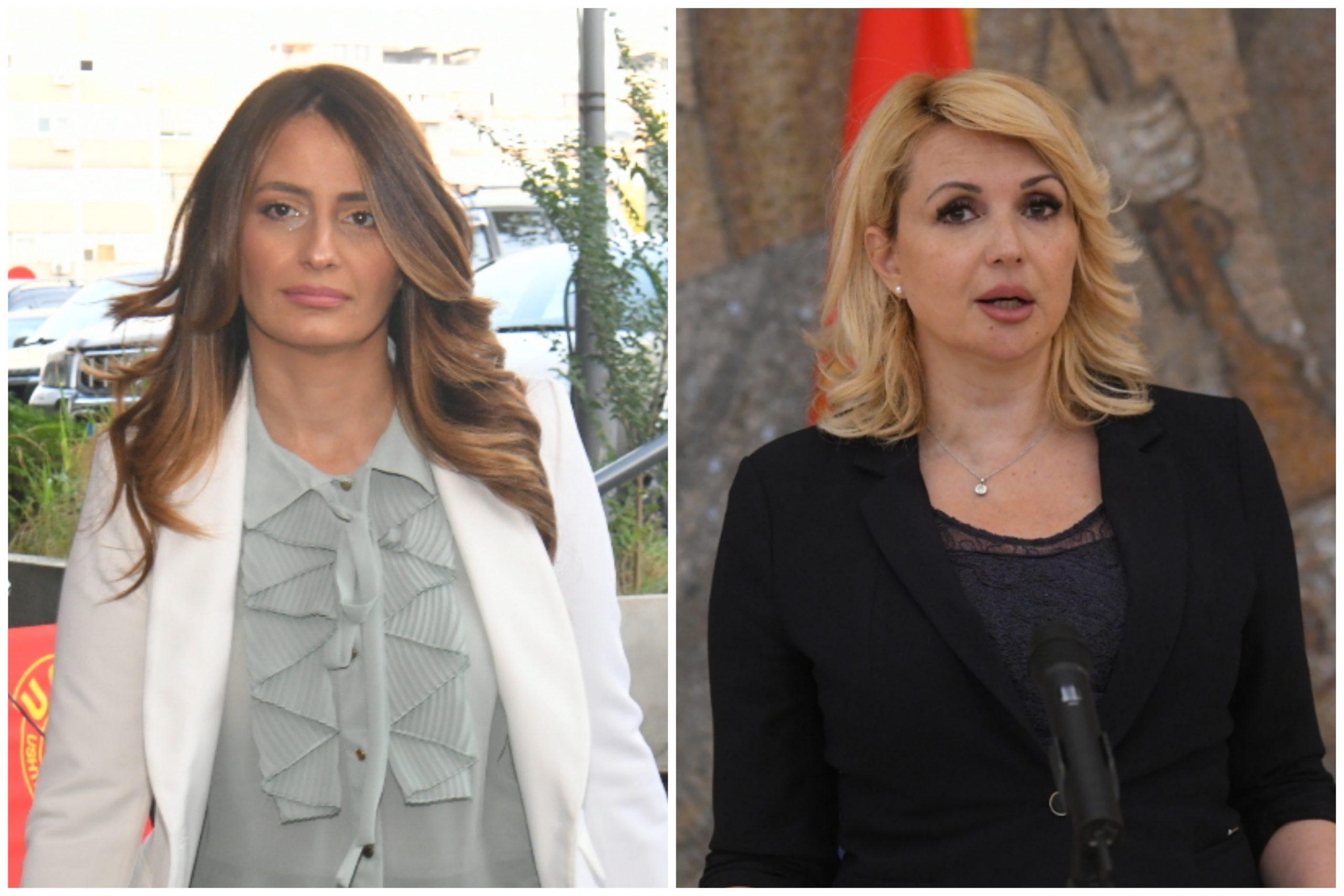 Nela Kuburović i Darija Kisić Tepavčević