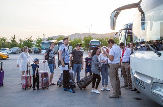 Putovanje, autobus, put