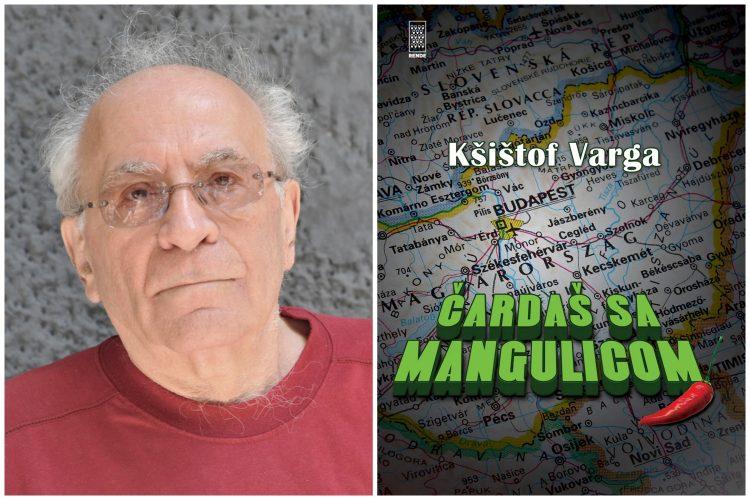 Milan Vlajčić, Kšištof Varga, Čardaš sa mangulicom, knjiga, korice