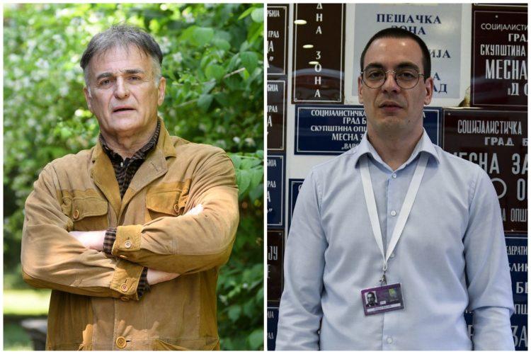 Branislav Lečić i Marko Bastać