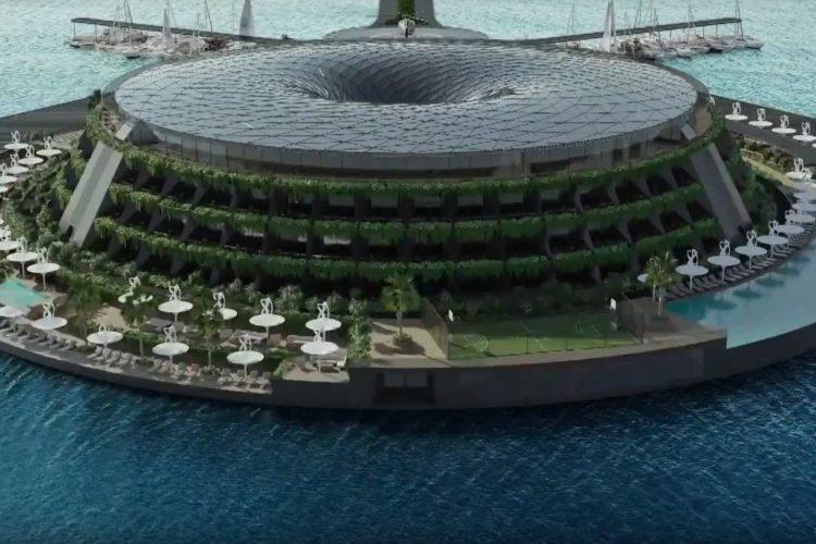 Rotirajući hotel