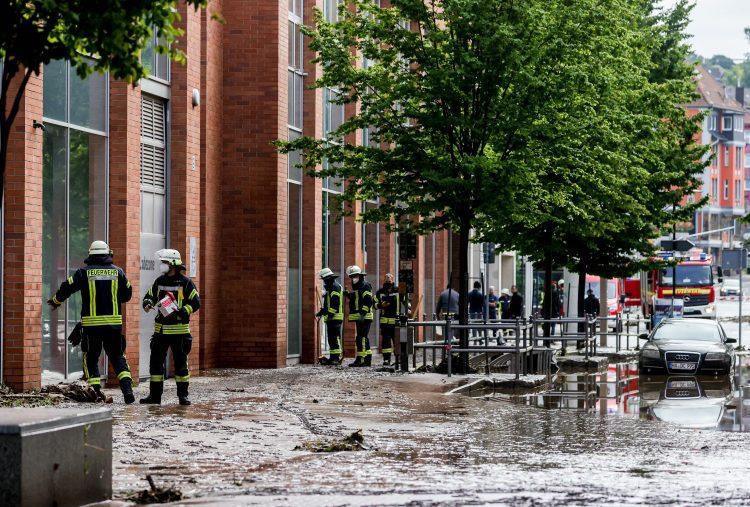 Nemacka poplave nevreme