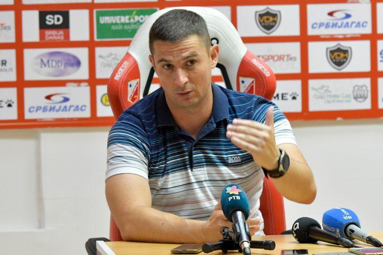 Slavoljub Djordjevic FK Vojvodina