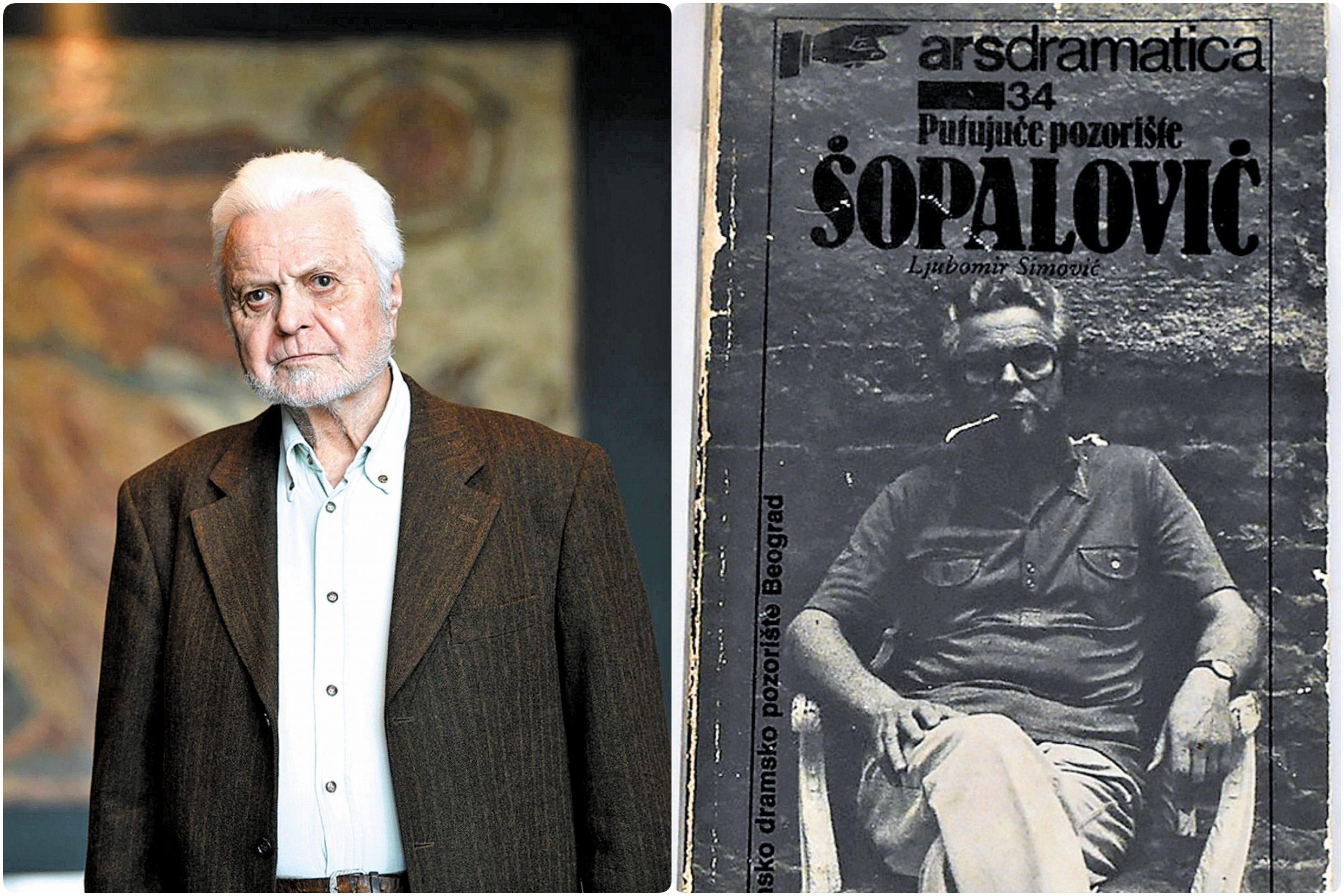 Ljubomir Simović i Putujuce pozorište Sopalovic