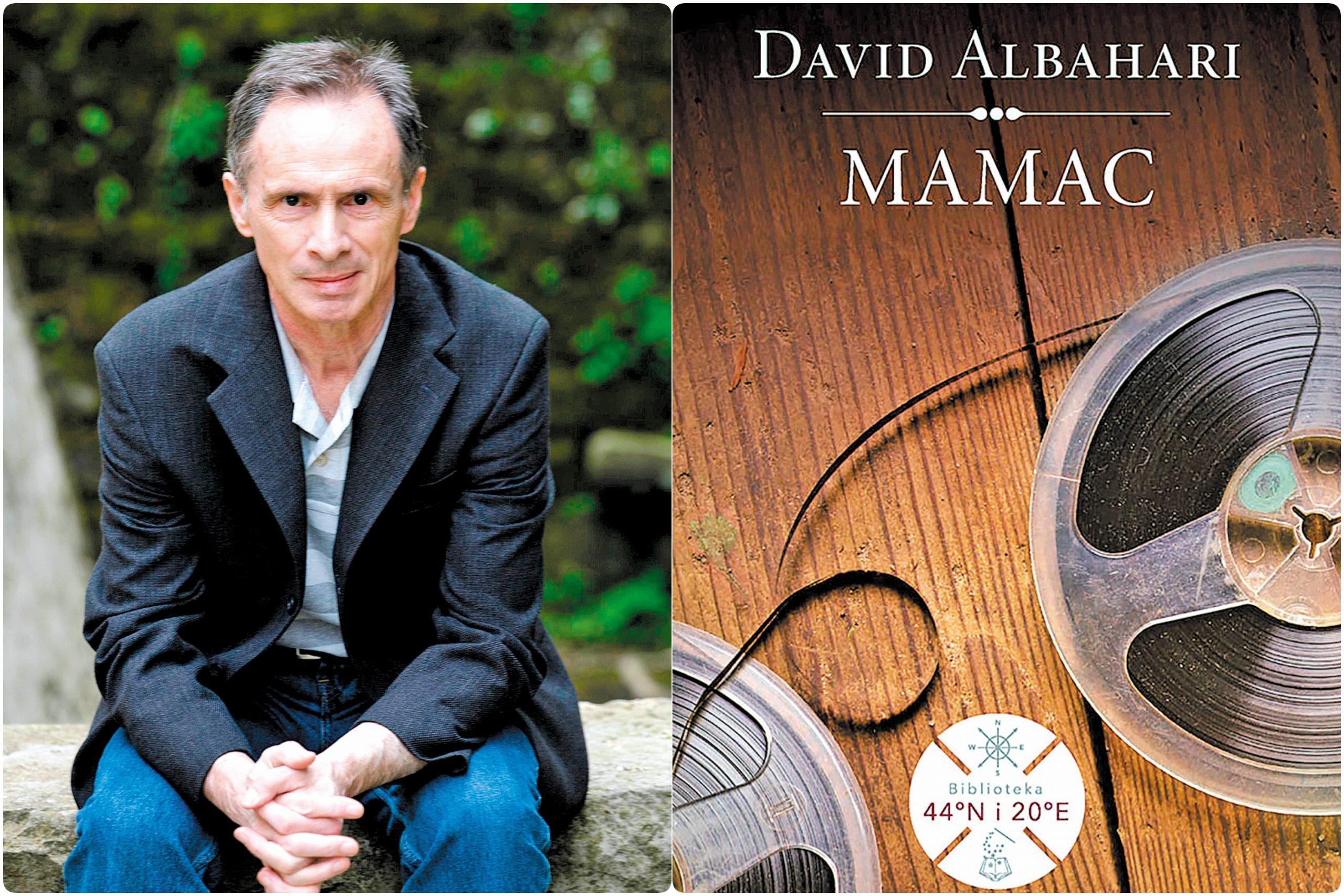 David Albahari i Mamac